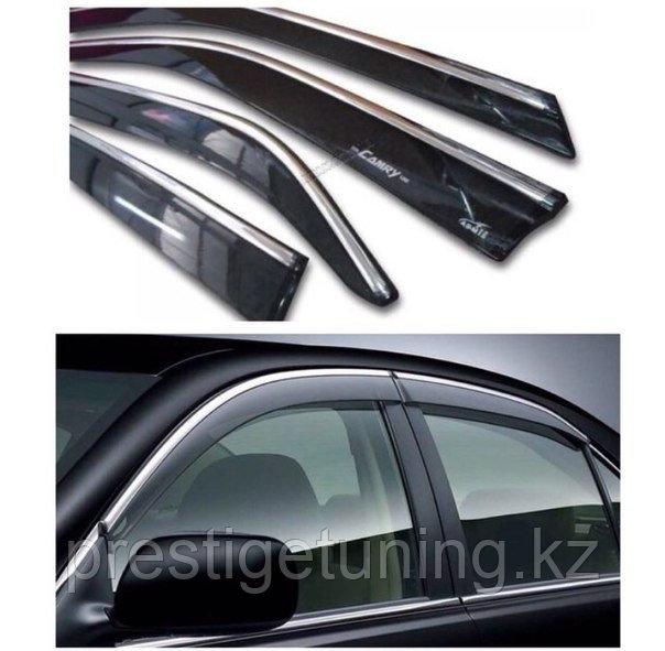 Ветровики на двери на Lexus GS 2006-11