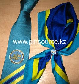 Изготовление галстуков, платков, шарфов