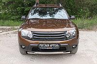 Решётка радиатора с Renault Duster/Рено Дастер 2010-2014