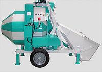 СБР- 800 (со скипом, эл.) бетоносмеситель