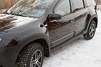 Молдинги на двери Renault Duster /Рено Дастер 2010-, фото 1