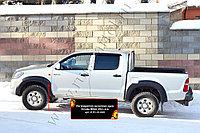 Расширители колесных арок Toyota Hilux/Тойота Хайлюкс, фото 1