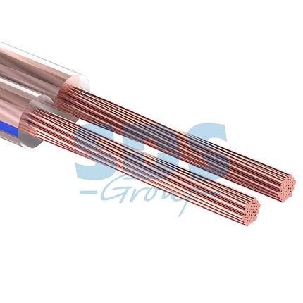 Кабель акустический, 2х0.35 мм², прозрачный BLUELINE, 100 м. PROCONNECT, фото 2