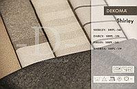 Портьерная ткань для штор, однотонная под кашемир