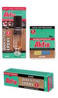Эпоксидны клей для стали 56гр Akfix