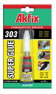 Супер-клей Akfix 303, 702, 705