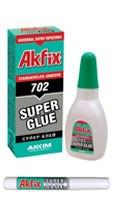Супер-клей Akfix 303, 702, 705 - фото 2
