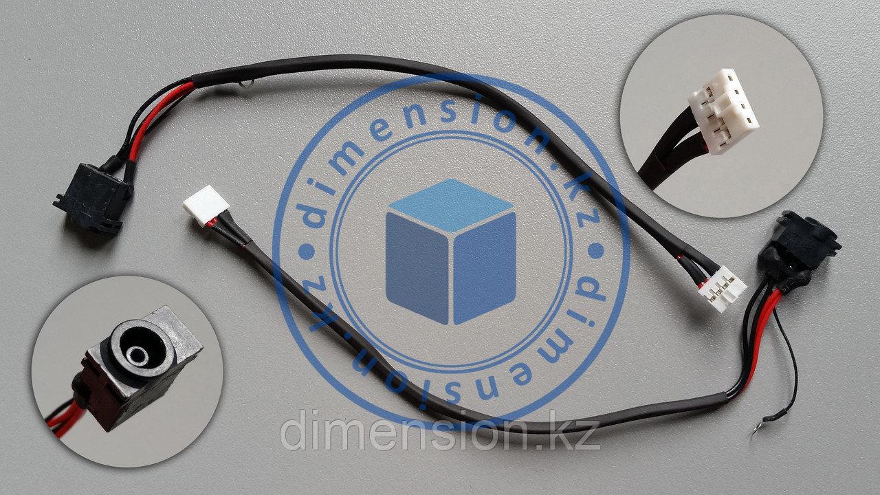 Разъем питания SAMSUNG R518 R519 R520