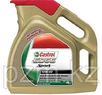 Синтетическое моторное масло Castrol EDGE Sport 10W-60 4литра