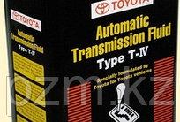 Трансмиссионное масло для АКПП - ATF TYPE T4 Масло трансмиссионное TOYOTA 4л. (арт. 0888681015)