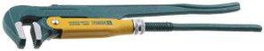 """Ключ KRAFTOOL трубный, прямые губки, тип """"PANZER - L"""", цельнокованный, хромованадиевая сталь, 4 """"/745мм"""