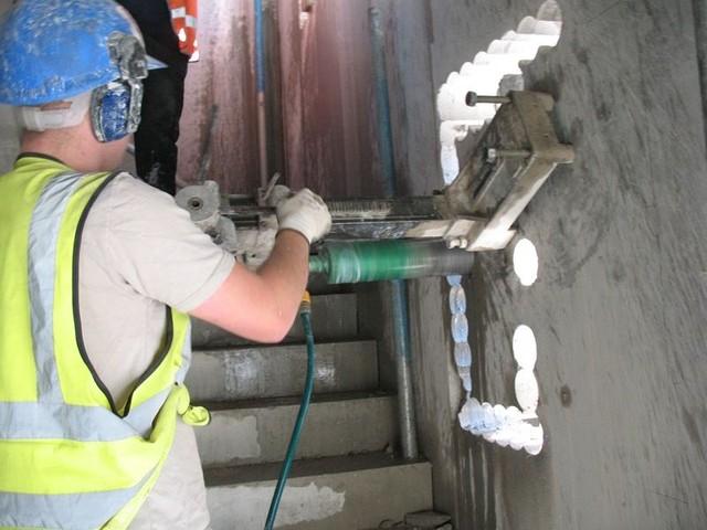 Долбежка бетона купить добавку в бетон в беларуси