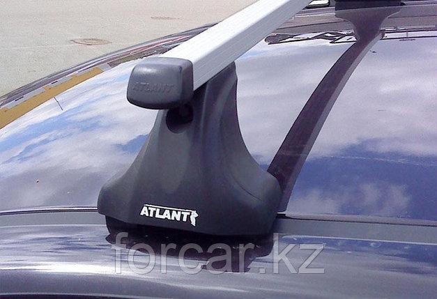 """Багажная система """"Atlant"""" Hyundai i30 (5-dr hatch) без рейл. 07-12, 12-... (Прямоугольная), фото 2"""