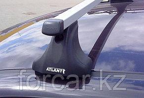 """Багажная система """"Atlant"""" Mazda 3 hatchback 2009-2013 (Прямоугольная)"""