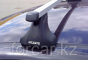 "Багажная система ""Atlant"" Nissan X-trail (T31) 5-dr SUV 07-13 (Прямоугольная)"