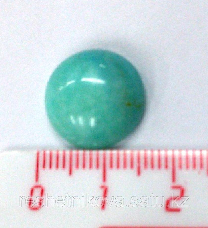 Амазонит 8-8mm