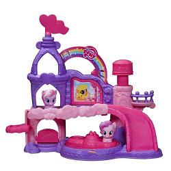 Hasbro My Little Pony Playskool Музыкальный замок Пони