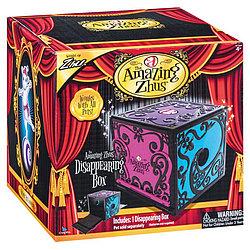 """The Amazing Zhus Игровой набор """"Коробка для фокуса с исчезновением"""" (без мышки)"""
