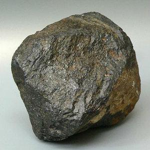 руды черных металлов
