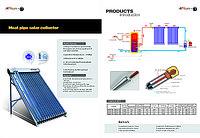 Солнечный водонагреватель XKPC58-1800-20