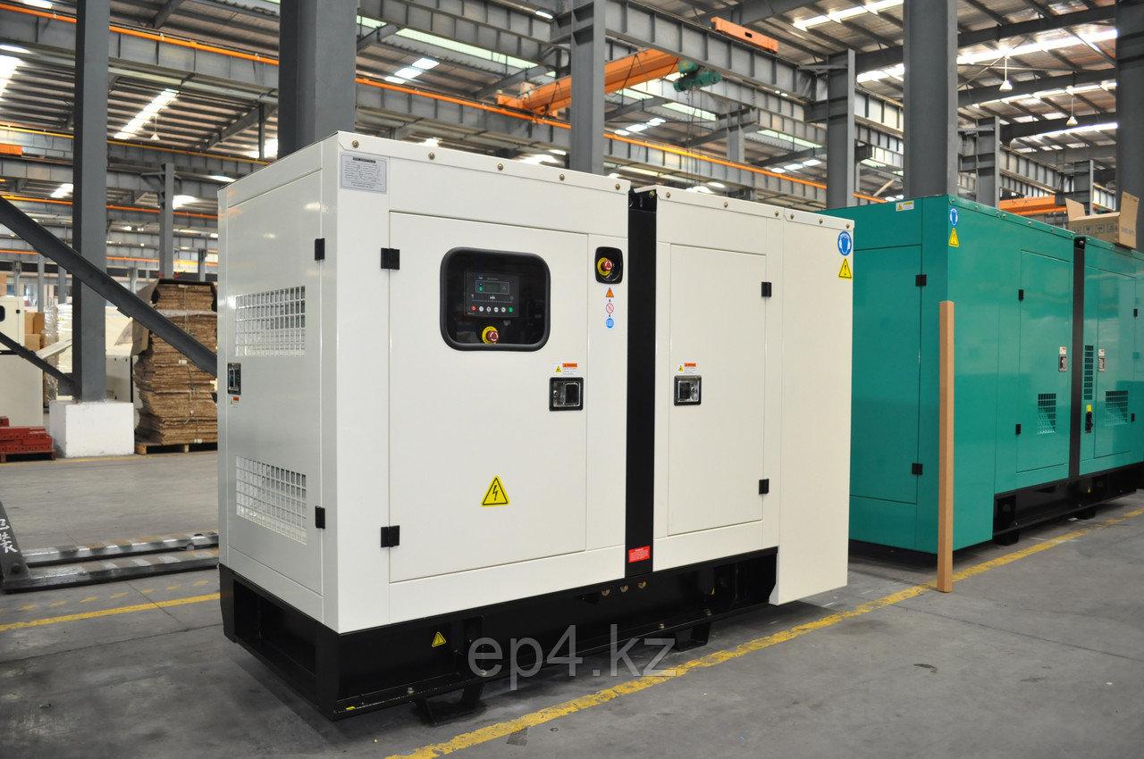 Электростанция дизельная LG138SC 110 кВт
