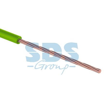 Провод ПГВА 1 х 0.75мм², 100м, зеленый  REXANT, фото 2