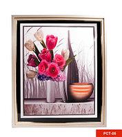 Картина со стразами «Букет цветов» (PCT-05)