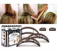 Набор заколок для волос для придания объема Bumpits