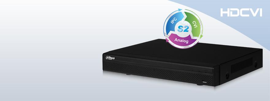 Dahua HCVR4108 HЕ-S2 8 канальный видеорегистратор трибрид
