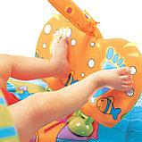 """Светомузыкальный коврик с игровым центром """"Зоосад"""" Tiny Love, фото 2"""
