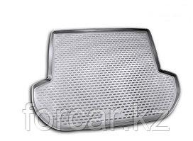 Коврик в багажник ACURA MDX 2014->, кросс. кор. (полиуретан)
