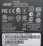 Полный корпус ABCD на ACER Travelmate 5744 б/у, фото 5