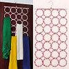 Вешалка для хранения шарфов, платков, косынок, поясов, ремней. Алматы