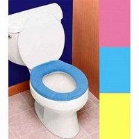 Тканевый чехол для сиденья унитаза 1 шт. Алматы, фото 1