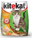 Kitekat 1,9 кг курочка аппетитная, Китикэт Сухой корм для кошек