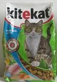 Kitekat Китикэт Сухой корм Рыбное Ассорти, 1,9 кг