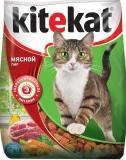 Kitekat Китикэт Сухой корм Мясной пир, 1,9 кг
