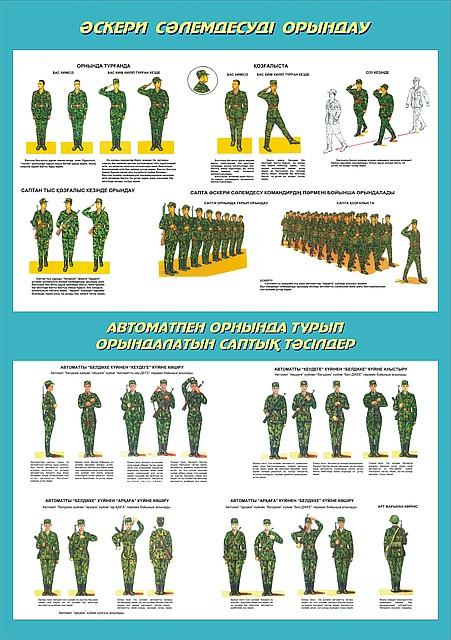 Нвп (начальная военная подготовка)