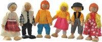 Набор кукол 6 шт. Д276