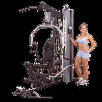 Многофункциональный тренажер с весовым стеком 95 кг (G5S), фото 1