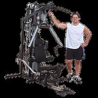 Многофункциональный тренажер с весовым стеком 95 кг (G6B)