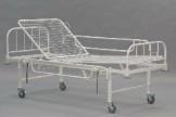 Кровать трехсекционная с двумя регулируемыми секциями, без доп. аксессуаров КМФ1-9-3-2-Г (КФЗ-01)