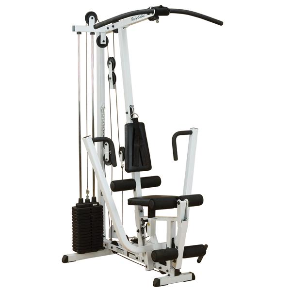 Многофункциональный тренажер с весовым стеком 72,5 кг (EXM1500S)