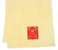 Подарочное полотенце Царское полотенце и Царь, набор подарочный, набор сувенирный подарочный, набор ручка брилок, набор ручка брилок сувенир,