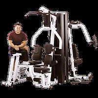 Многофункциональный тренажер с двумя весовыми стеками по 95кг (EXM3000LPS)