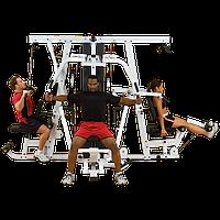 Многофункциональный тренажер с двумя весовыми стеками по 95кг (EXM4000S), фото 1