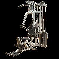 Многофукциональный тренажёр с весовым стеком 72,5 кг POWERLINE (P2X), фото 1