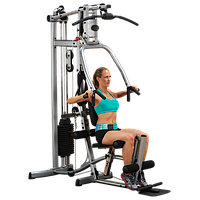 Многофукциональный тренажёр с весовым стеком 72,5 кг POWERLINE (P1X), фото 1