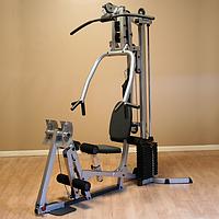 Жим ногами горизонтальный ОПЦИЯ для Многофункционального тренажера BSG10X POWERLINE (BSGLPX), фото 1