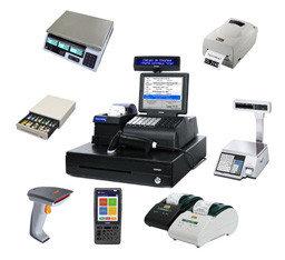 Оборудование для автоматизации магазинов, ресторанов, баров и др.